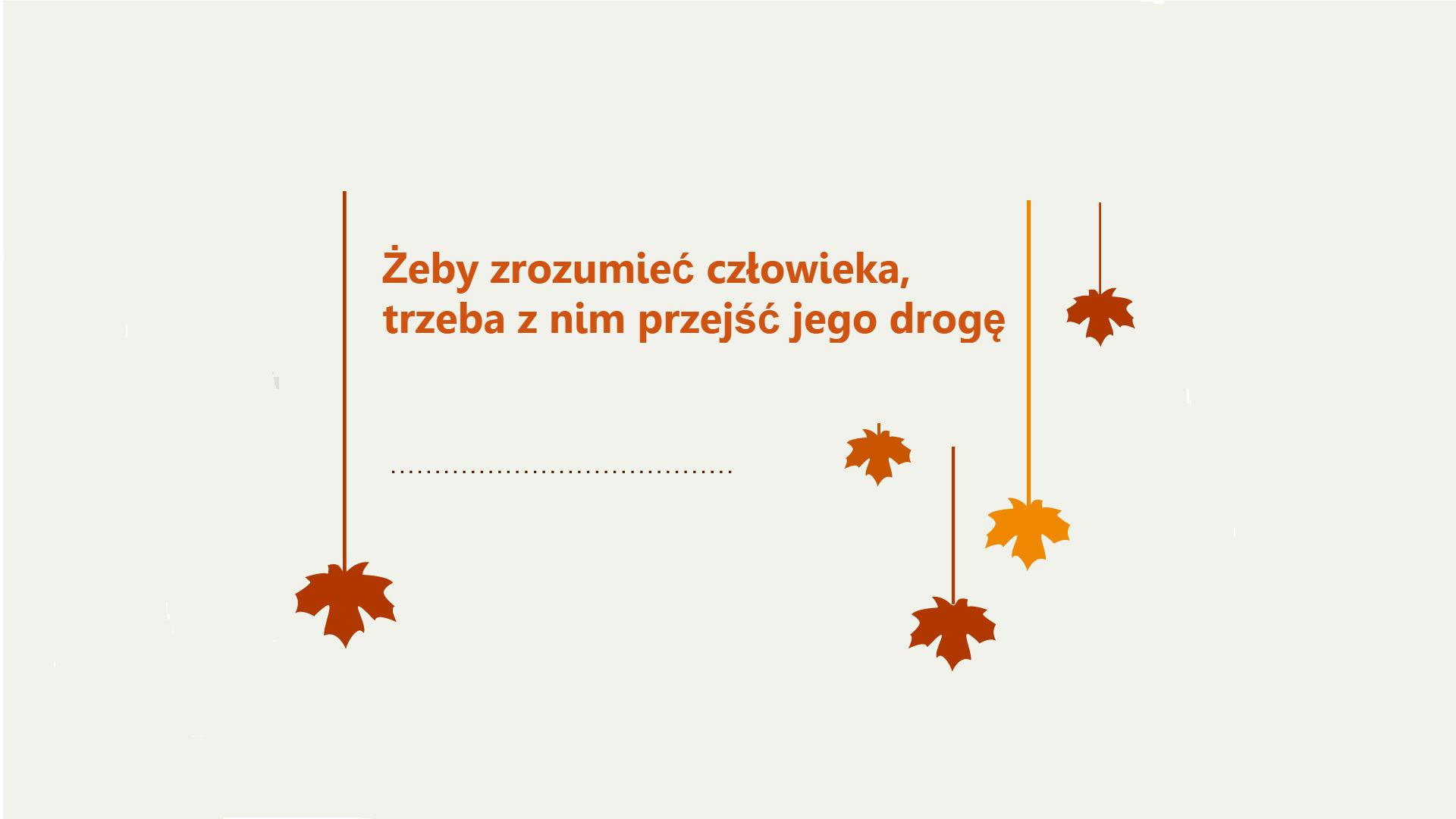 Wiersz Język Polski